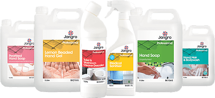 Jangro Cleaning products supplier